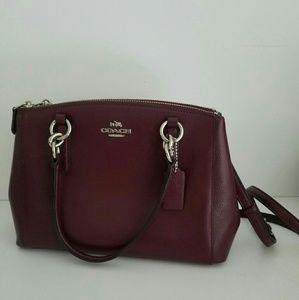 Coach Christie Carryall Mini Shoulder Bag
